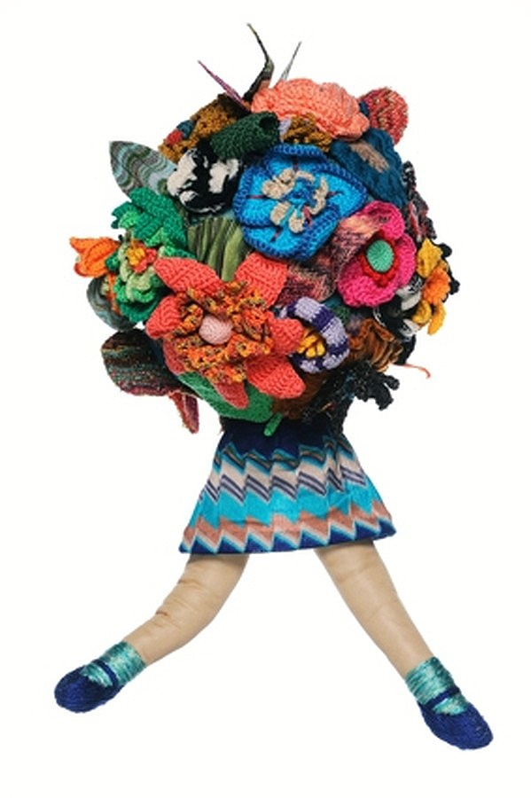 Missoni Doll For UNICEF's Frimousses Designers for Darfur. #missoni