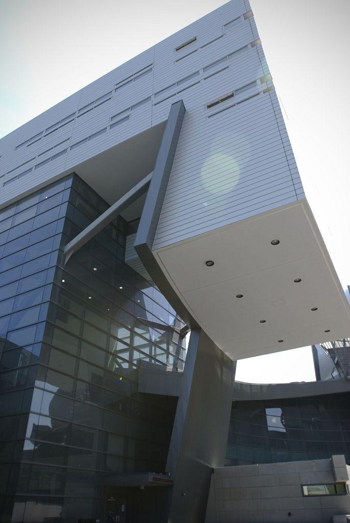 University Of Cincinnati Campus Rec Center By Morphosis