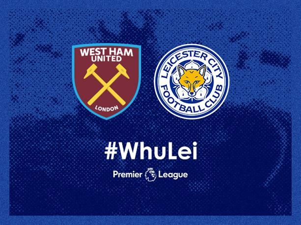 West Ham United vs Leicester City ⚽ Go Hammers 🔨⚽