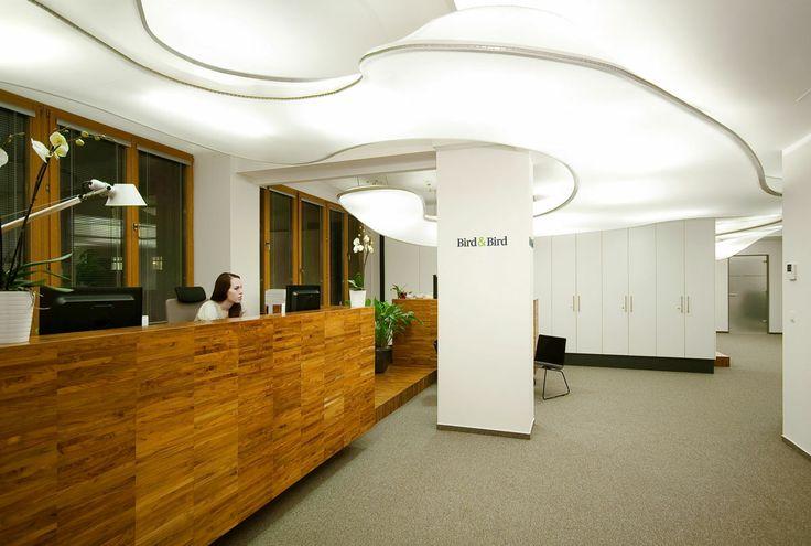B&B PRG reception desk