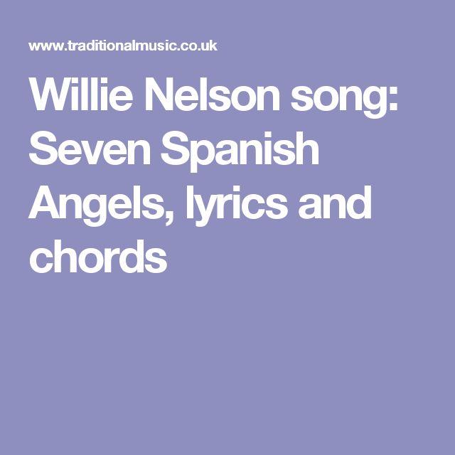 Spanish guitar lyrics and chords