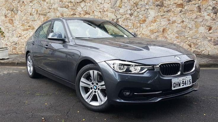 BMW Série 3 é o alemão competente que começa a mostrar aidade