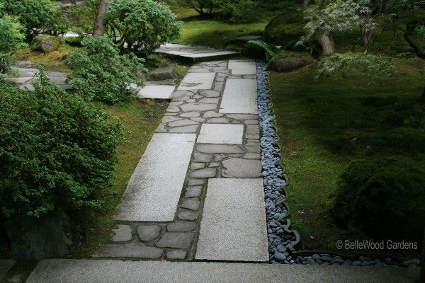 Japanese stone gardens google search ideas para el for Japanese garden path