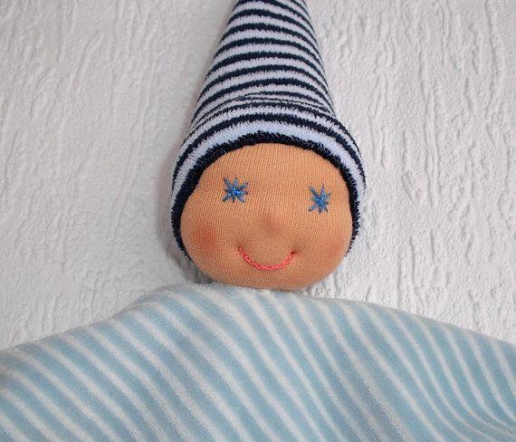 Waldorf Doll Waldorf Baby Doll Bunting by WaldorfDollsByIren