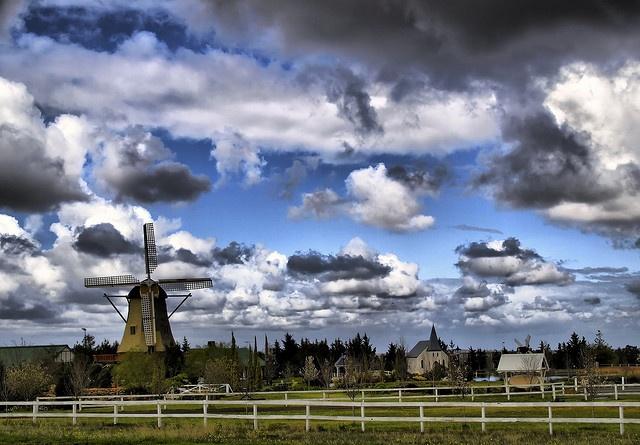windmill by violetaS_gr PRO(www.euphoriaphotography.com.au), via Flickr