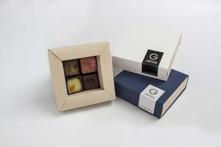 Cajas de bombones  Gerling Chocolatier