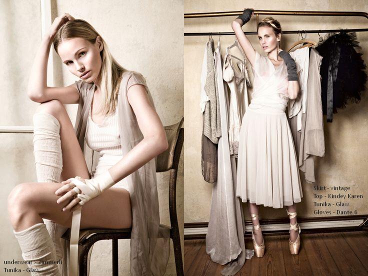 4 WOW Berlin Mag Fashion Editorial Trends Spring Summer High Fashion by Cariin Cowalscii Mood Ballet Baillarine