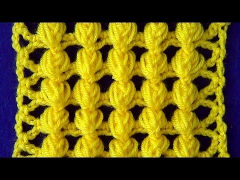 DIY Tutorial - How to Crochet The V Scarf - YouTube