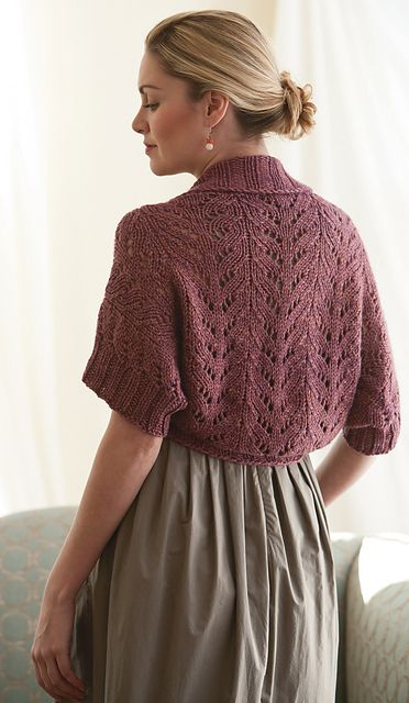 Free Knitting Patterns For Boleros : 17 Best images about Knitting on Pinterest Free pattern, Cable and Knit pat...