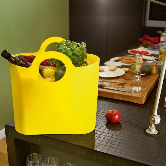 Słoneczna torba na zakupy