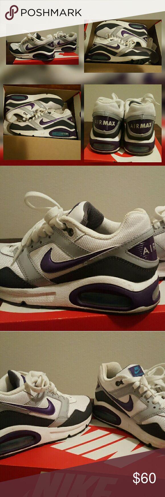 Nike Air Max Ladies Nike Airmax sneakers. Nike Shoes Sneakers