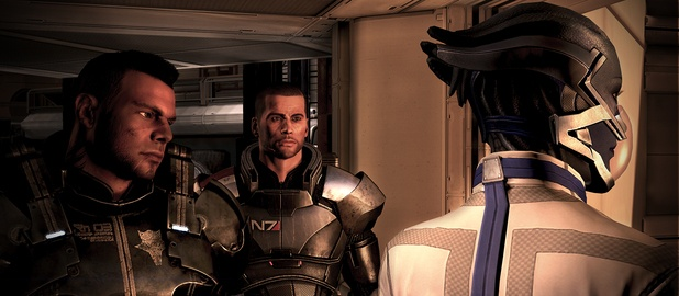 Played the Mass Effect 3 demo last night - it was EPIC