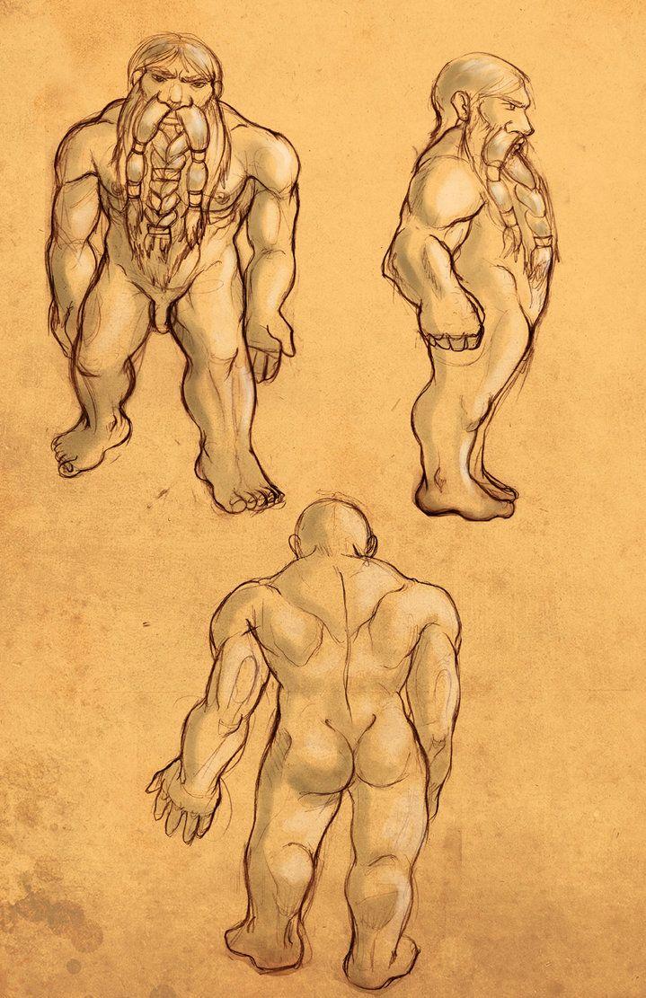About anatomy of a midget senseless