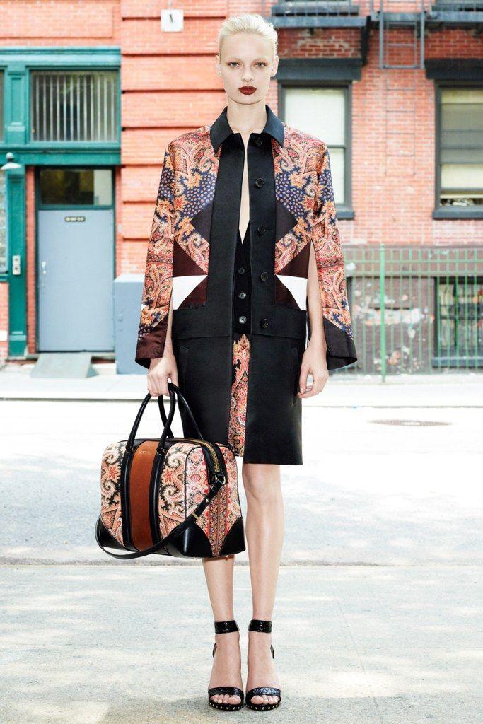 Givenchy Resort 2013 Collection Photos   Vogue
