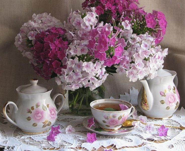 Tea, please: Life Flowers, Teas Time, Teas Cups, Faith Fillings, Things Teas, Ana Rosa, Teas Sets, Teas Anyon, Teas Parties