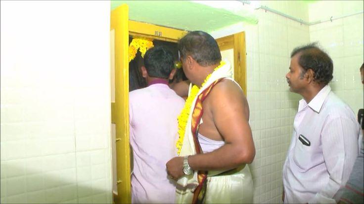 Venkateswara Swamy Vigraha Prathista
