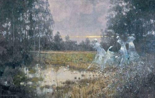 Jerzy Duda-Gracz - Szumiąca, Trio fortepianowe g-moll