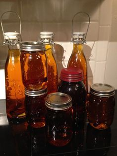 Apple Pie Moonshine Recipe - INGREDIENTS: 1. 1 bottle (750 ml) of 190 proof Everclear, moonshine, or high proof Vodka if Everclear is unavailable in your state 2. 1 cup of Captain Morgan Spiced Rum 3. 1 gallon of Apple Cider 4...