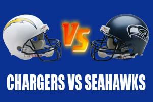 San Diego Chargers vs Seattle Seahawks Live Streaming