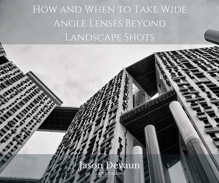 If you're someone who enjoys working with a wide angle lens but haven't been happy with the results you've been getting, or if you're interested in getting started with wide angle photography but feel you'd benefit from a little background information, the following primer will assist you …