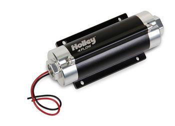Holley HP 100 GPH Inline Billet Fuel Pump 12-890