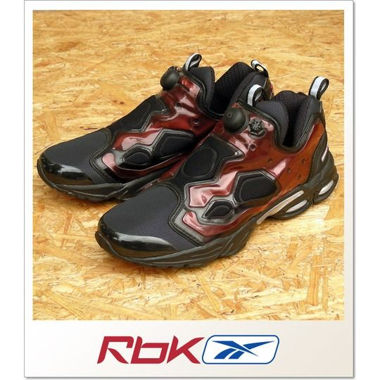 2000s reebok air pump sneakers