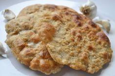 Feuerfleck - Rezept ist ein Brotfladen