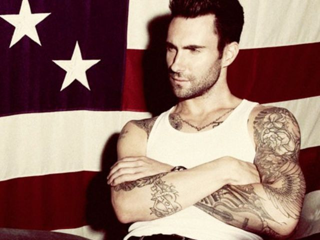 I will take em! Adam Levine is mine... What Famous Man Is Your Soulmate?