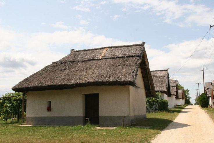 Gyarmat-A Kisalföld népi építészete