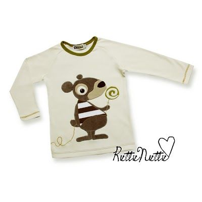 Cute longsleeve for boys