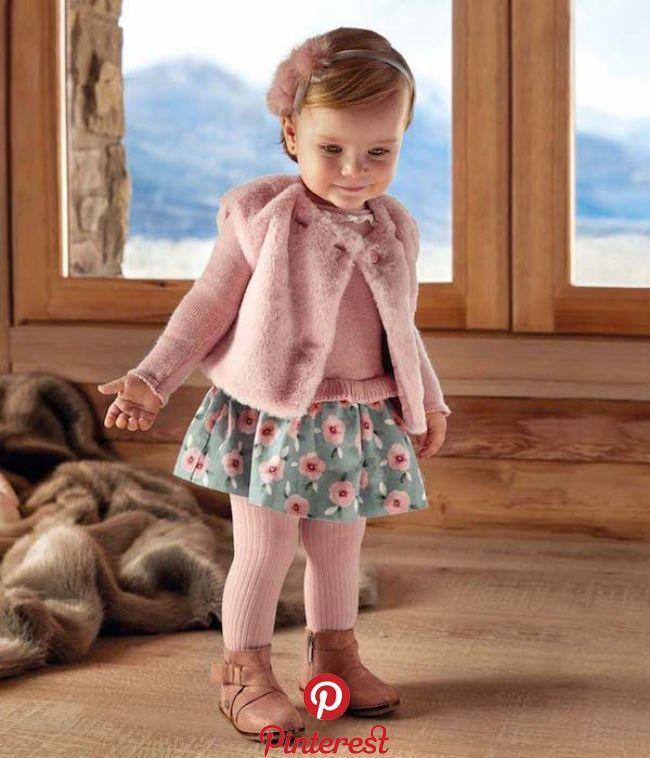 Catalogo Mayoral Otono Invierno 2019 El Nuevo Catalogo De Mayoral Para Este Otono Invierno 2019 Ya Esta Mode Bebe Fille Vetements Bebe Fille Bebes Adorables