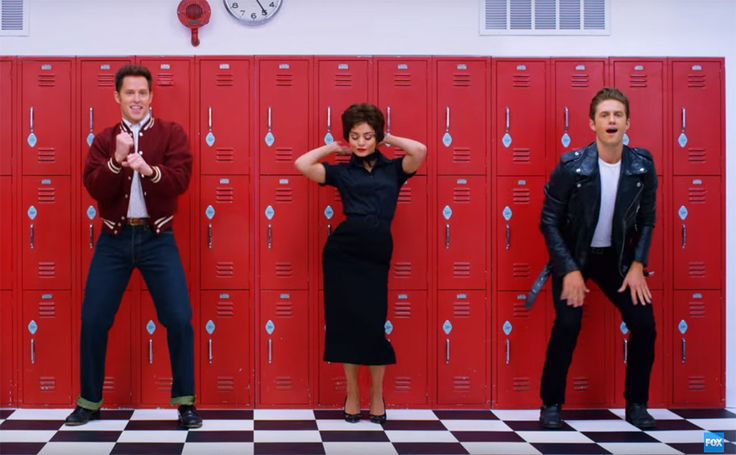 The Grease: Live Cast Doing the Hand Jive Will Make You Swoon  Grease Live
