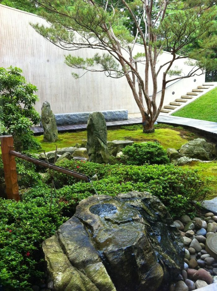 Stone Figures For The Garden The Avant Garde Concept From Japan Avant Concept Figures Garde Garden Japan Stone Japanese Garden Garden Garden Planning