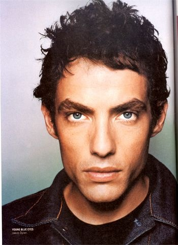 Jakob Dylan. Both my mom and I had a crush on him in the 90s!