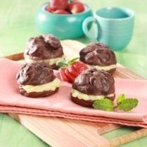 Resep Kue Sus Coklat Durian