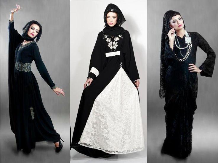 New Designs Dubai Abaya 2014,Islamic Abaya Dresses Designs 2013-2014,Latest Beautiful Modern Abaya/Hijab Collection 2014 For Girls #abayadress