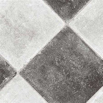 PVC Fussboden Tarkett 280T | Chesstone Black 4m Bodenbeläge PVC Belag 4,00 m Rollenbreite