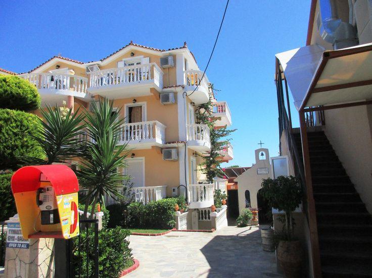 Tsilivi - Zakynthos - Řecko