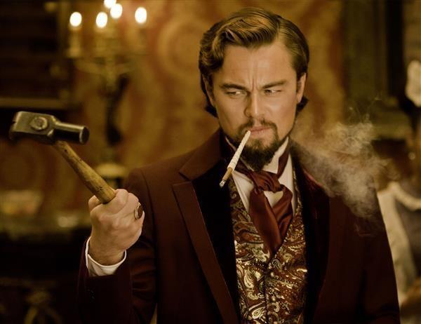 Django Unchained - Leonardo DiCaprio's best movie looks ranked