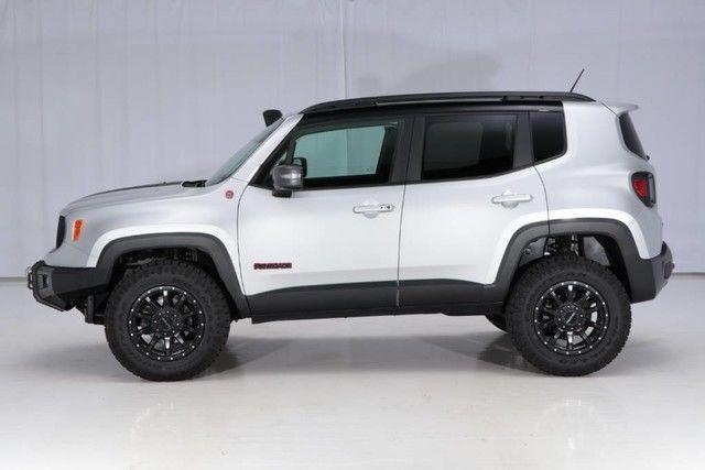 Ebay Renegade Trailhawk 2017 Jeep Renegade 4wd Trailhawk 23101 Miles Glacier Metallic Suv 2 4l 4 Cyl Eng Jeep Jeep Renegade Trailhawk Jeep Renegade Renegade