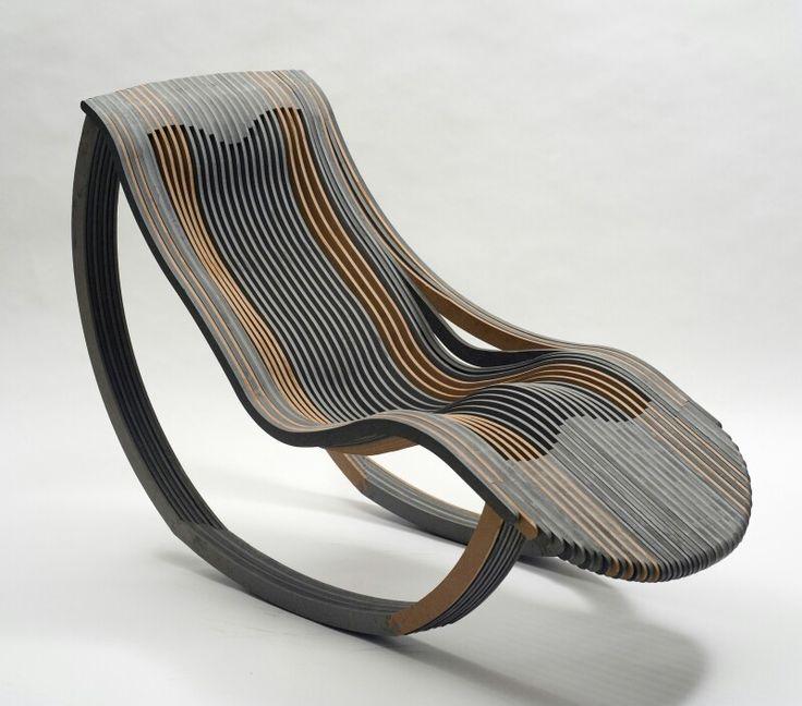 Anathemic Chaise Longue By Marco Tonci Ottieri. Parametric DesignRocking  ChairIndustrial DesignArmchairsStairsBenchesSofaLoungerChairs