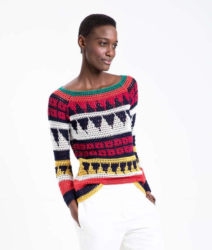 Richards - SUETER AFRICA - Tricot / Feminino