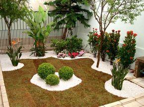 seixos para jardim - Pesquisa Google