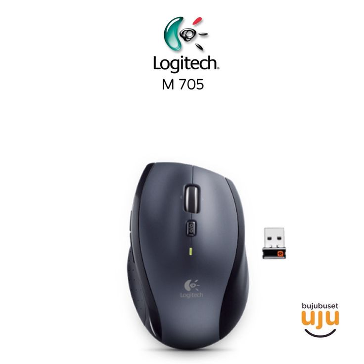 Logitech M 705 Marathon Mouse  IDR 595.000