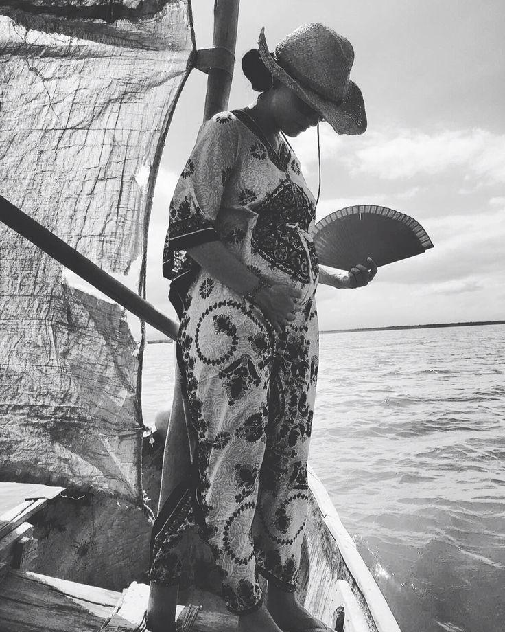 En la guajira con mi manta refrescante #mamacupertinafashion #mama #fashion