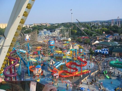 Best water parks in pennsylvania parks park in and travel - Cedar beach swimming pool allentown pa ...