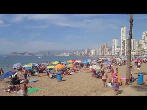 Benidorm Weather In September