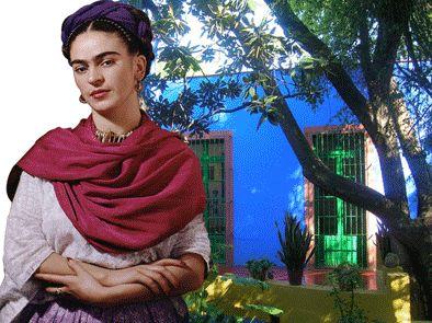San Angel Bazaar and Artist's Market, Diego and Frida's Studios ...