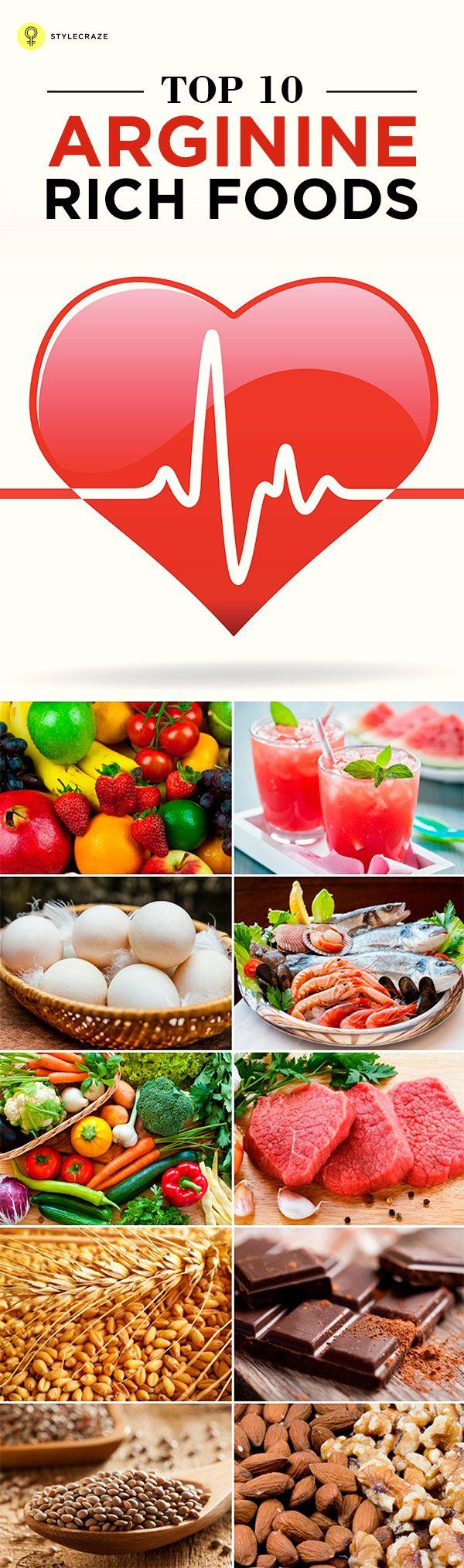 Top 10 Arginine Rich Foods