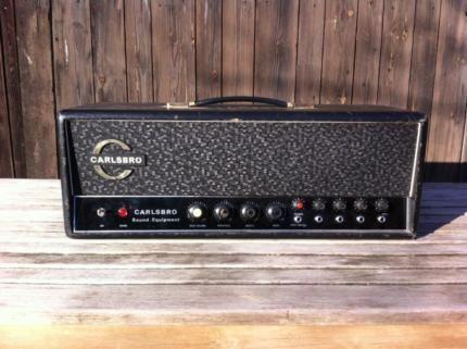 Carlsbro CS60 Reverb Mk II PA Amp head in Niedersachsen - Emsbüren | Musikinstrumente und Zubehör gebraucht kaufen | eBay Kleinanzeigen
